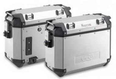 Kufry boční Kappa K-Venture 37 L