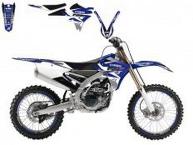 Sada polepů Yamaha YZF 250/450 (14-15)