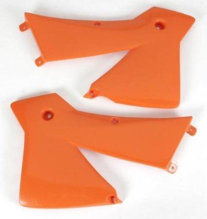 Spojlery chladičů KTM SX/EXC (01-04)