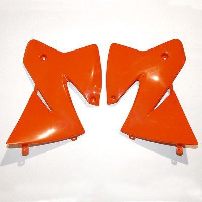 Spojlery chladičů KTM (98-00)