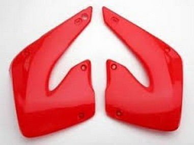 Spojlery chladičů Honda CR 125/250 (00-01)