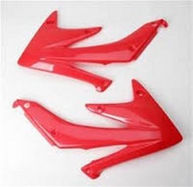 Spojlery chladičů Honda CRF 450X (08-14)