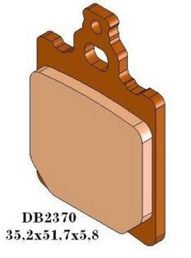 Brzdové desky zadní BETA 150R (10-13)