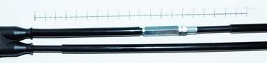 Lanko plynu SUZUKI DR 350S (92-93)