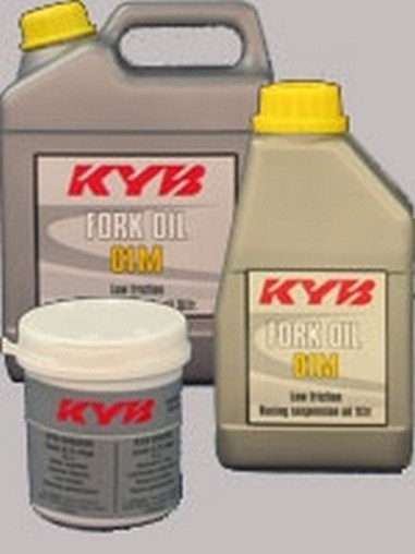 Olej Kayaba zadní tlumič 1L