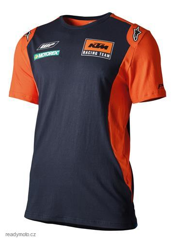 Tričko KTM REPLICA TEAM TEE