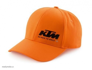 Čepice KTM RACING ORANGE CAP