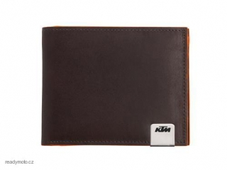Peněženka KTM UNBOUND LEATHER WALLET