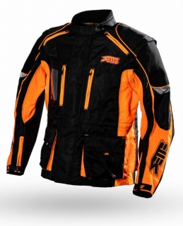 Bunda Enduro Sette Orange